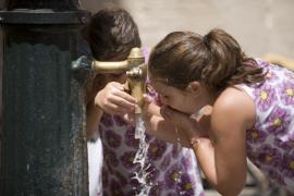 Una ola de calor se instala en Balears hasta el domingo
