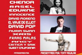 Vuelve el concierto de verano Mallorca 40 Pop