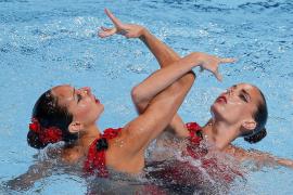Bronce para Ona Carbonell y Marga Crespí en los 15 Mundiales de Natación.