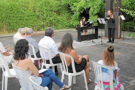 Can Prunera celebra el concierto de verano con música de cine