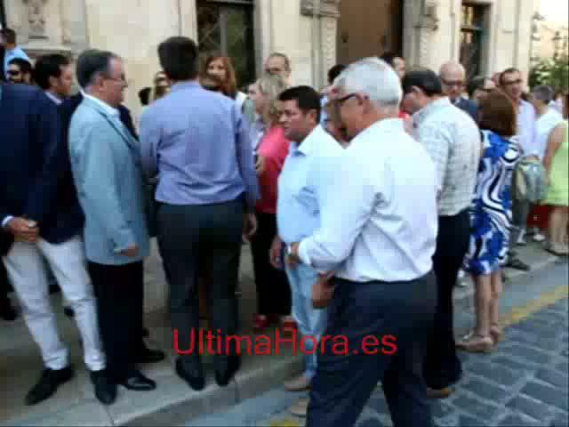 Las autoridades de Balears muestran sus condolencias a los familiares de las víctimas