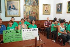 Los alumnos del IES Sant Marçal comenzarán el curso en Santa Maria