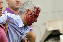 El maquinista del accidente de Santiago se niega a declarar a la policía