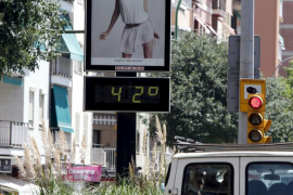 Mallorca permanecerá este sábado en alerta naranja