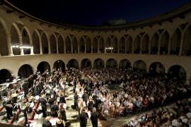 Noche de tangos y música española en el Castell de Bellver
