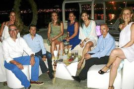 Summer Party del sector empresarial.