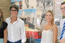 Presentación en Relojería Alemana de Port Adriano.