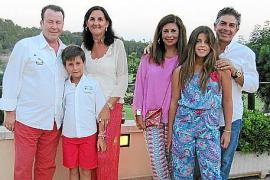 Fiesta solidaria en el Arabella Golf Son Muntaner a favor del Chad.