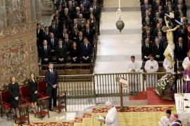 Funeral por las víctimas del tren de Galicia