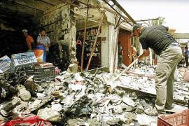 Irak vive una nueva jornada sangrienta con un balance desolador