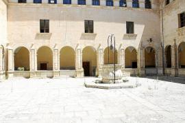 Los franciscanos abandonan su convento en Inca 103 años después de su llegada