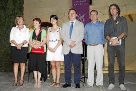 Pere Joan Martorell, Remei Romanos y Anna Gual, Premis Pare Colom 2013