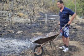 El hombre detenido por causar el pavoroso incendio: «No duermo, estoy hundido»
