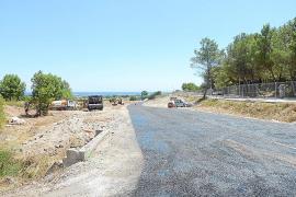 El antiguo trazado que conduce a Cala Millor se reabre la próxima semana
