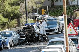El atentado terrorista terminó con la vida de Carlos y Diego el 30 de julio de 2009.