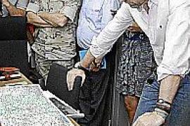 """Bauzá pide a la Justicia que sea """"contundente"""" con los responsables del incendio de Andratx"""