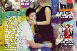 Messi, pillado 'in fraganti' con una stripper