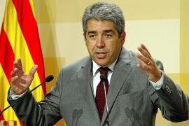 La Generalitat recusará a Pérez de los Cobos en 24 procedimientos