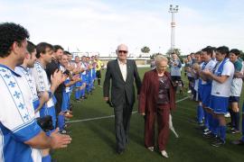 Fallece Ramallets, histórico portero del Mallorca y del Barça