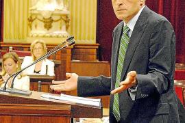 Marí inicia la redacción del presupuesto de 2014 con la incertiumbre de los ingresos