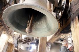 Patrimoni paraliza la restauración de las campanas de la Catedral