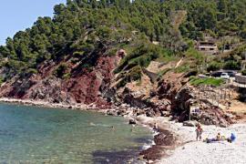 Sa Marina, la playa de Valldemossa