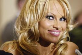 Pamela Anderson, eliminada en un concurso de baile televisivo