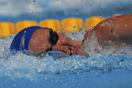 Melani Costa termina quinta en los 200 libres