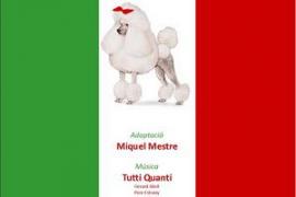 'Una història italiana, lectura dramatizada acompañada por la orquesta Tutti Quanti