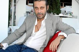 El actor catalán Jordi Mollá, en Mallorca