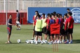 El Mallorca jugará dos partidos amistosos contra el Lugo y la Ponferradina