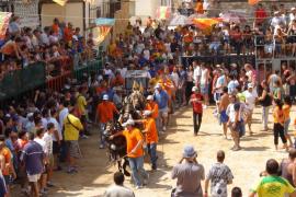 Continúan las fiestas mayores en Sant Jordi