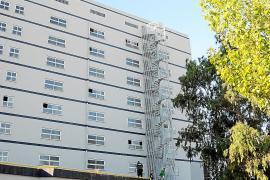 Un joven muere tras caer desde un noveno piso en un hotel de Magaluf