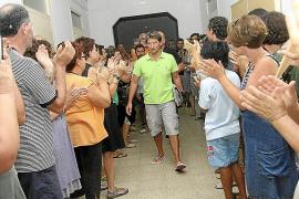 MenorcaDelegacion educacionDelegacio educacioProtestaDirector