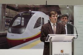 La electrificación del tren de Mallorca estará concluida a finales de 2012