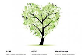 Monólogo y cena solidaria a favor de la reforestación del #IFAndratx