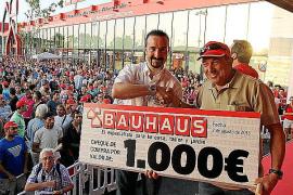 La apertura de Bauhaus se convierte en una auténtica fiesta