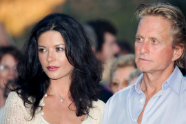 Michael Douglas y Catherine Zeta-Jones, a un paso del divorcio