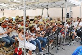 La Escola Municipal de Música de Son Servera cumple veinte años de melodías y formación
