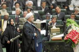El nuevo presidente de Irán llama al diálogo frente a las sanciones o amenazas