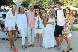 La Copa del Rey celebra la fiesta del Regatista en sa Faixina.