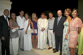 Recepción ofrecida por el cónsul general de Marruecos en Balears