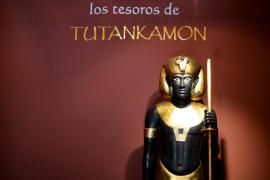"""""""Los tesoros de Tutankamón"""" en la Fundación Sophia"""