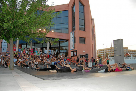 Cala Millor se erige en la capital internacional del arte de la danza