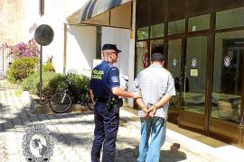 Detenido en Manacor el 'ladrón del mercadillo' tras perpetrar numerosos robos