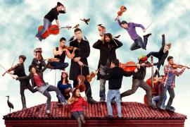 Ara Malikian y la Orquesta del Tejado