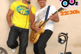 El dueto musical Mar del Este actúa en Mallorca