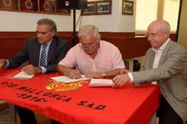 El Mallorca cuenta con un nuevo patrocinador