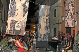 Una nueva Nit de l'Art impregnará las calles de Alaró de «creatividad y danza»