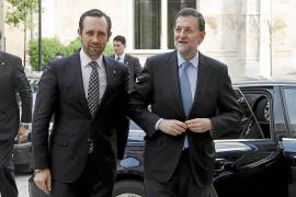 Bauzá afirma que «luchará» para que el Gobierno mejore la financiación de Balears